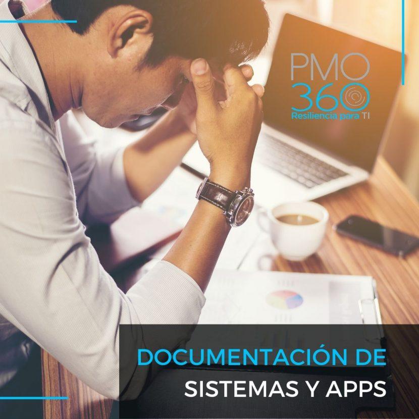 Infraestructura TI, documentación, Sistemas, APPS, TI