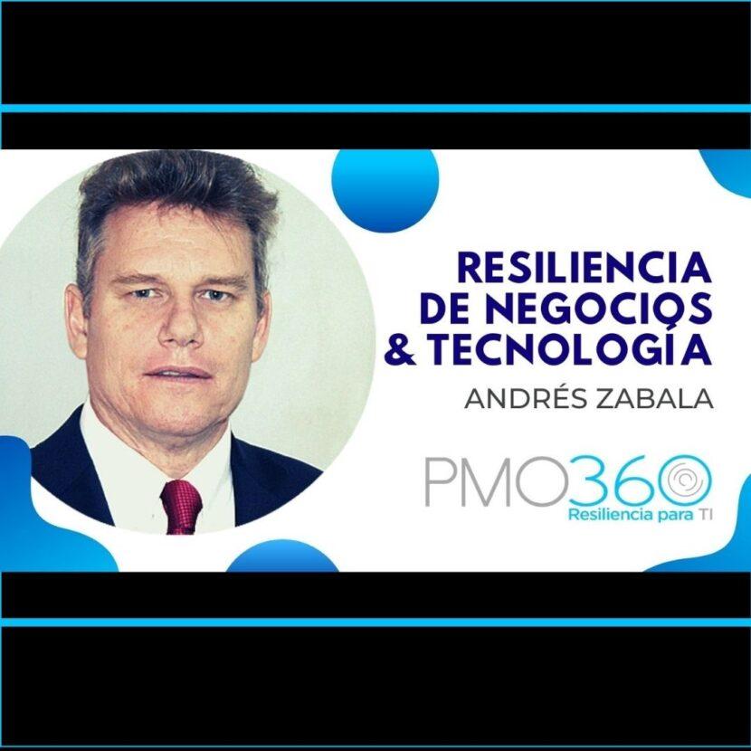 Gestión de proyectos, Continuidad del negocio, Resiliencia tecnológica, Webinar, Riesgo en las organizaciones
